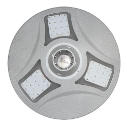 PL11 Solar 9W LED All-In-One Area Light (Without Column)