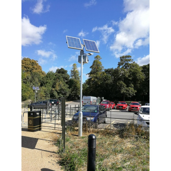 SL10 Solar 10W-20W LED Street / Car Park / Area Light (Without Column)