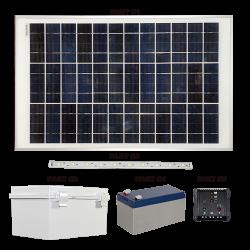 FL120 Solar 3W LED Sign Light System (1-4 Lights)