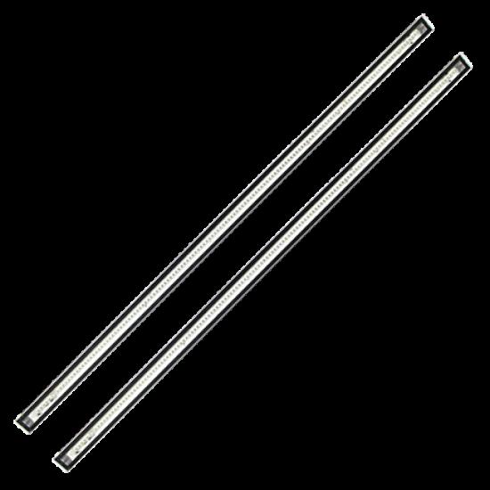 FL48 Solar 5W/10W LED Sign Light System (2 Lamp Kit)