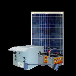 FL51 Solar 3W LED Sign Light System (1-4 Lamp Kit)