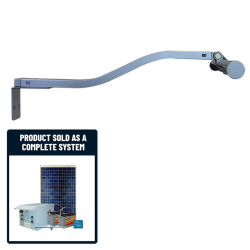 FL56 Solar 2W LED Sign Light System (1-4 Lamp Kit)