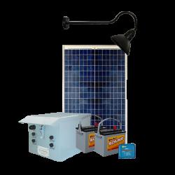 FL90 Solar 3W LED Sign Light System (1 Lamp Kit)