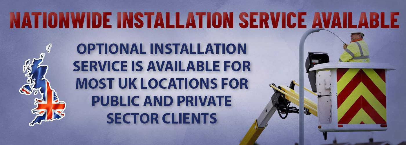 Professional Solar Light Systems - Installed by Solar Illuminations