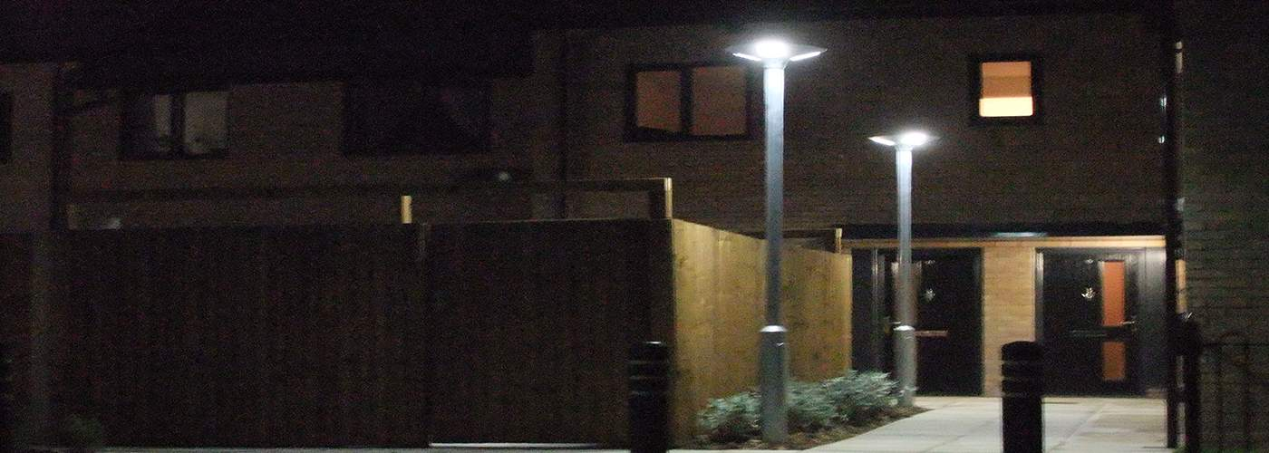Solar Street Lights at lancashire - By Solar Illuminations