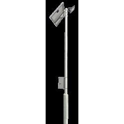 AL04 Solar 20W / 30W / 40W LED Arena Light (With Column)