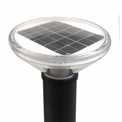 BC20 Solar LED Vandal Resistant Bollard Light