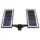 SP01 Auxiliary Solar Panel Kit (For PO04, PL14 and PO10)