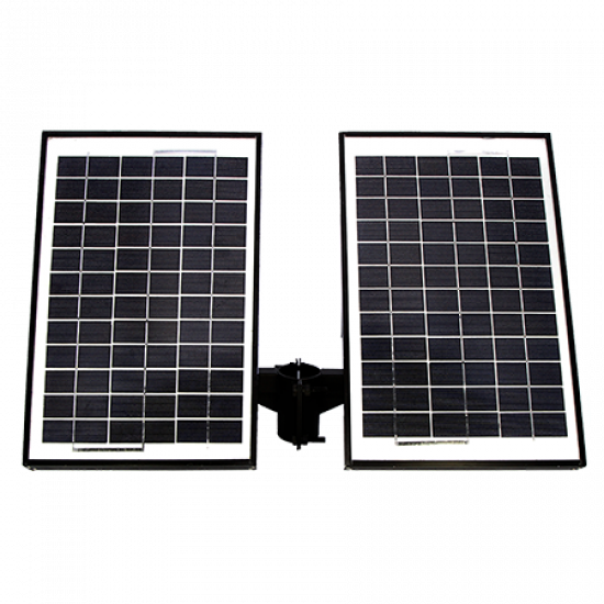 SP02 Auxiliary Solar Panel Kit (For PO05, PL15 and PO11)
