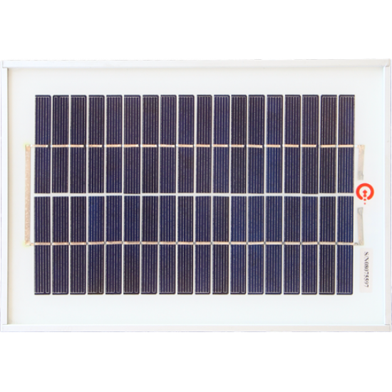 SP05 Solar Panel (5 Watt / 12v DC)