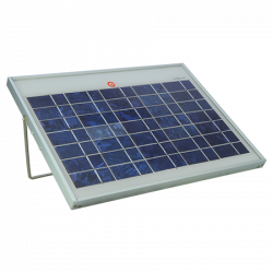 SP18 Replacement Solar Panel (For FL & IL Series)