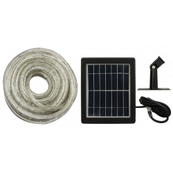 XP06 Solar 100 LED Rope Light Set