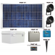 FL81 Solar LED Sign Mini Spot Light System (2 Lamp Kit)