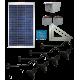 FL93 Solar 3W LED Sign Light System (4 Lamp Kit)