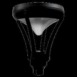 PO22 SOLAR 14W LED LAMP POST LIGHT (WITH COLUMN)
