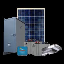 SL10 Solar 10W-20W LED Street / Car Park / Area Light (Without Column)